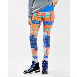 Without Walls Thermal Leggings multicolor Large